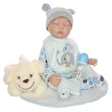 Bebes reborn realista l o l muñeca juguetes 22 pulgadas 55cm silicona reborn baby doll girl juguetes regalo bonecas