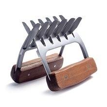 Splitter Meat-Shredder Pork BBQ Cut for Ultra-Sharp Blades-Separator Heat-Resistant 2pcs