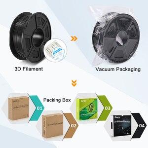 Image 5 - SUNLU PETG 3D 프린터 필라멘트 1.75mm PETG 빠른 배송 100% DIY 인쇄용 버블 허용 오차 + 0.02MM 밝기