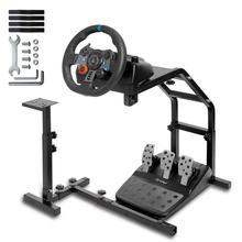Гоночный руль, подставка для переключения передач, крепление для logitech G27 G29 PS4 G920 T300RS 458 T80, игровое колесико для стойки, педали