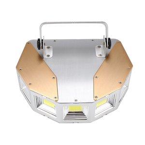 Image 5 - マルチアングル大ストロボリモート制御照明バーktvのための社交呼吸ランプライト放射線ストロボフラッシュランプ