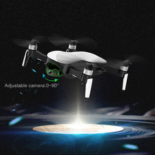 Impulls Free Shipping New 2019 Unique Toy Remote Control RC Drone Helicopter With HD Camera Altitude Hold Wifi FPV FSWB