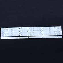 4 יח\חבילה 59cm 7 נוריות 6V 32 אינץ LED טלוויזיה תאורה אחורית רצועות עבור 32 Haier LD32U3100 CRH F323030020756P REV1.0 אופטי עדשה Fliter