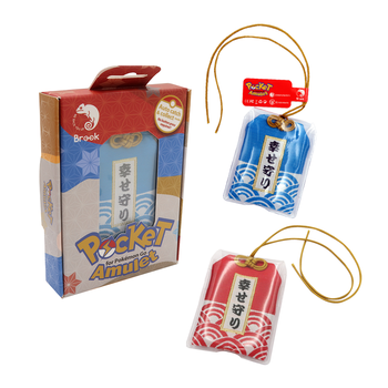 Brook Pocket Amulet Rechargeable Auto catch For Pokemon Go Plus Game Accessories Red/Blue