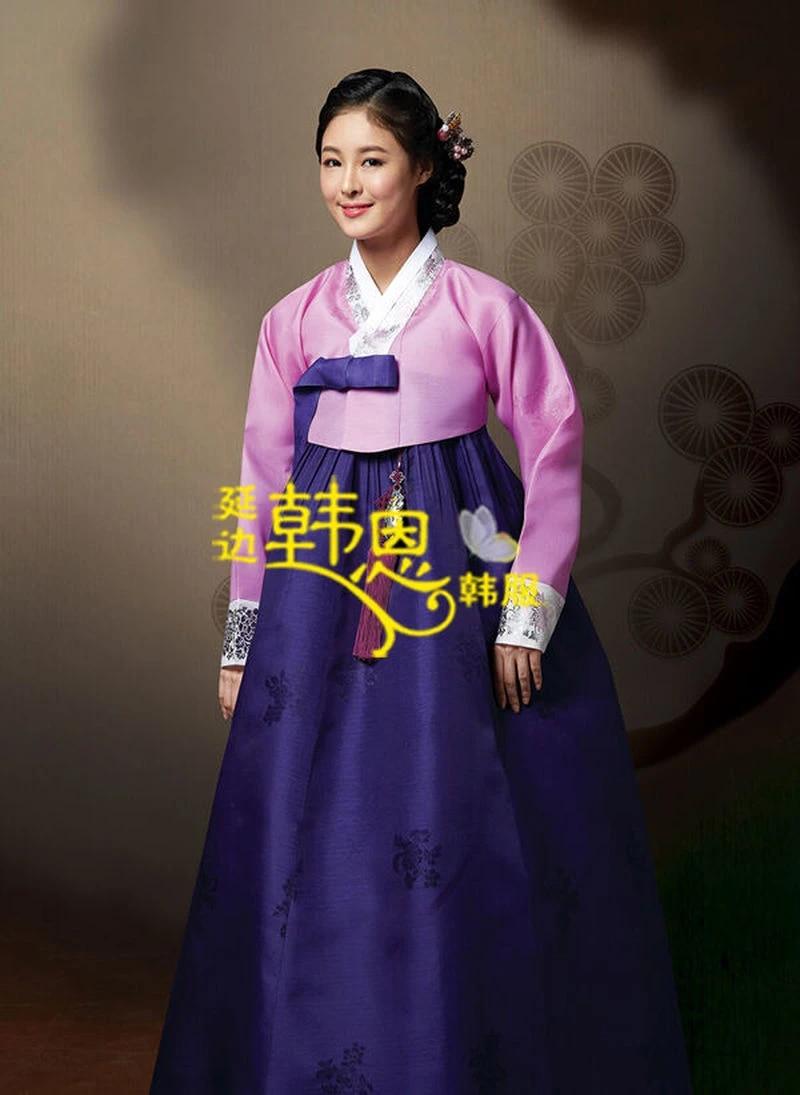 民族 衣装 韓国