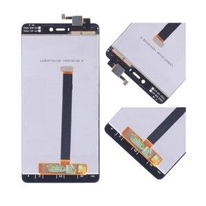 Image 3 - Pantalla ORIGINAL de 5,0 pulgadas para XIAOMI Mi 4S, montaje de digitalizador LCD con pantalla táctil para Xiaomi Mi4S, reemplazo de marco, pantalla Mi4s M4s