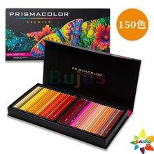 Lapis de cor eua sanford prismacolor premier 150 cor pintura lápis 4.0mm grande núcleo macio design pintados à mão cor lápis