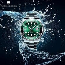 PAGANI DESIGN 2020 Men's Mechanical Watches For Men Automati