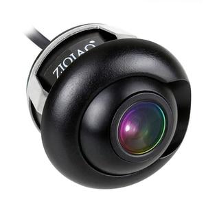 Image 2 - Камера заднего вида ZIQIAO, водонепроницаемая камера заднего вида с функцией ночного видения и углом поворота 360 °
