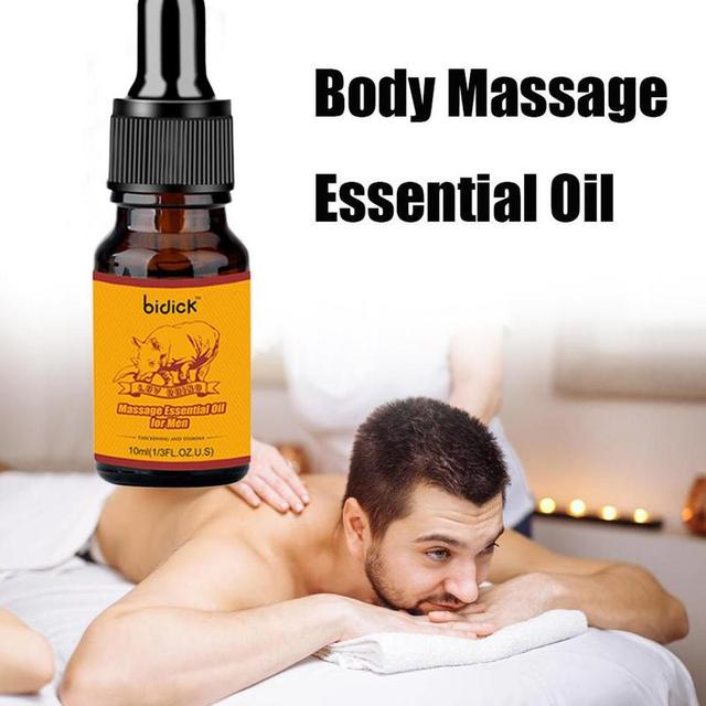2021 New Male Vitality Massage Essential Oil Penis Enhancement Life Penis Sexy Delay Men Oil Enlargement Thicker Massage Oi P2G3 6