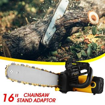 220V Electric Chain Saw High-power 3200W Electric Saw Handheld Logging Saw Chain Cutter Cross-cut Saw Multi-function Plug-in electric chain saw huter els 2000p flat blade chainsaw link tooth saw chain cutter cross cut saw
