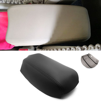 For Honda Civic 8th Gen 2006 2007 2008 2009 2010 2011 Microfiber Leather Car Styling Center Armrest Console Lid Box Cover Trim