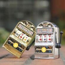 Mini máquina de espaços de frutas, brinquedo educativo infantil antiestresse para presente de aniversário