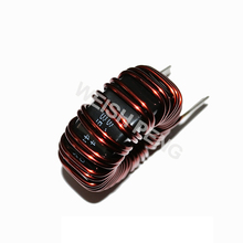 цена на Inductor coil Ferrosilicon aluminum KS184060A-40uh40A high power magnetic Toroid Core inductor PFC choke output filter
