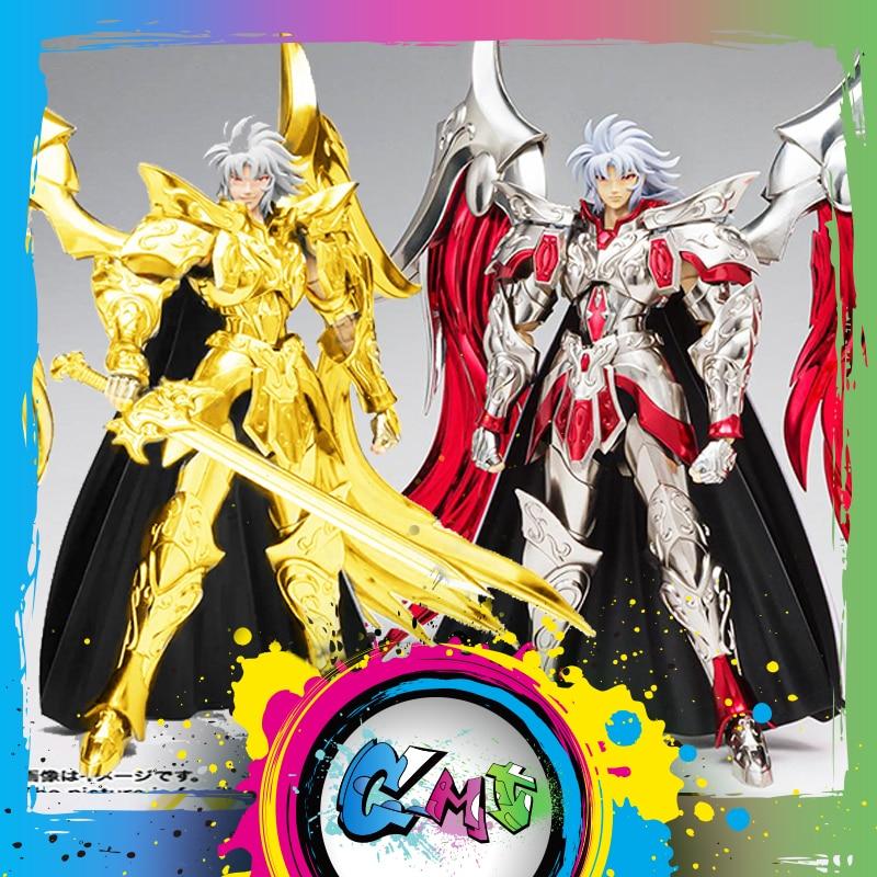 CMT Great Toys Ex War God Ares Saint Seiya Metal Armor Myth Cloth Gold Action Figure Anime Figure