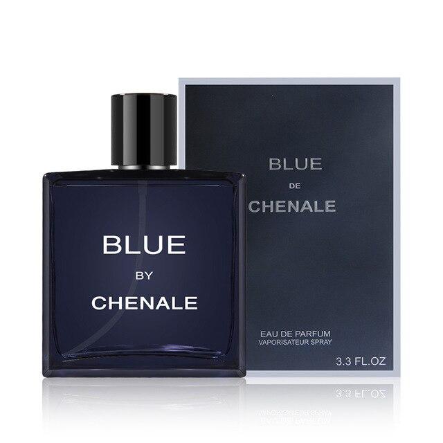 JEAN MISS Long Lasting Perfume Men Marine Woody Spray Glass Bottle Parfum Portable Classic Cologne Gentleman Flavor Fragrance