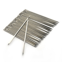 Leathercraft DIY Leather Triangular Needles fur Special Stainless Steel Shaped Pin Stitch Needlework Sewing Supplies
