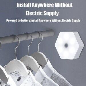 Image 3 - Диммируемая Светодиодная лампа для кухонного шкафа, пульт дистанционного управления, светодиодная лампа для шкафа для одежды, освещение для шкафа для спальни свет всё для кухни подсветка на кухню подсветка для кухни