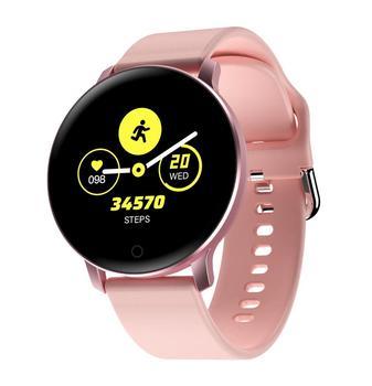 цена на 1.3inch IPS Color Screen Smart Watch Men Digital Heart Rate Monitor Fitness Watch Call Reminder Waterproof Bluetooth Smart Band