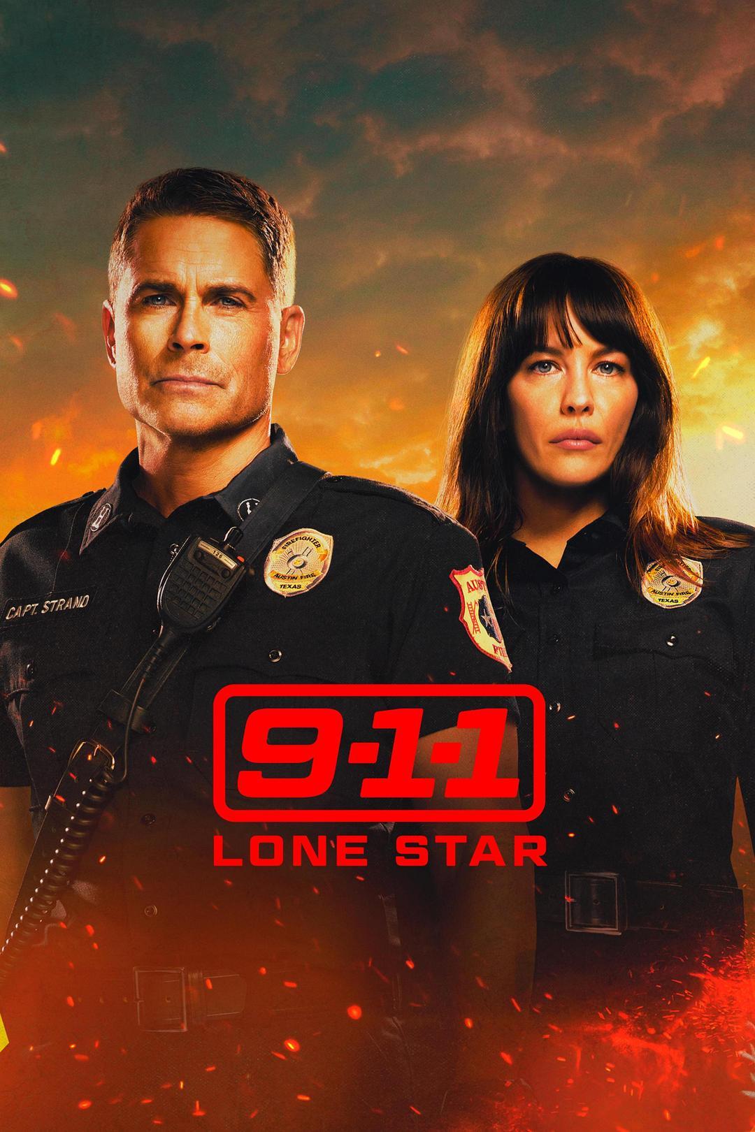 紧急呼救:孤星 9-1-1: Lone Star