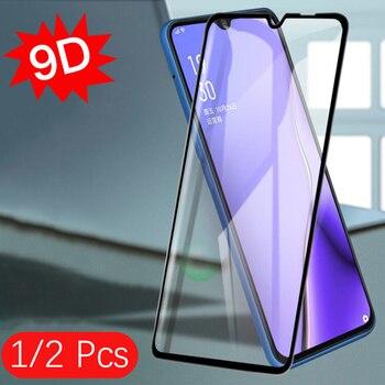 Перейти на Алиэкспресс и купить ДЛЯ VIVO Y11 Защитная пленка для экрана из закаленного стекла для Vivo Y12 Y15 Y17 9D полноразмерная пленка для экрана V17 Y19 стекло