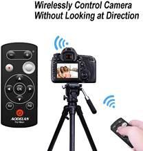 Aodelan liberação do obturador de controle remoto sem fio bluetooth câmera ML-L7A para nikon a1000 b600 p1000 p950 z50, substituir nikon ML-L7