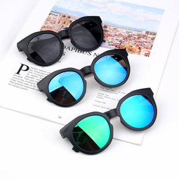 2020 Baby Accessories Children's Boys Girls Kid Sunglasses Shades Bright Lenses UV400 Protection Stylish Baby Frame Outdoor Look bright baby blankies