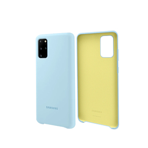 Image 5 - Samsung S20 Plus Case Official original Silky Silicone Cover Soft Touch Back Protective Shell For Samsung S20 Ultra Phone Cover