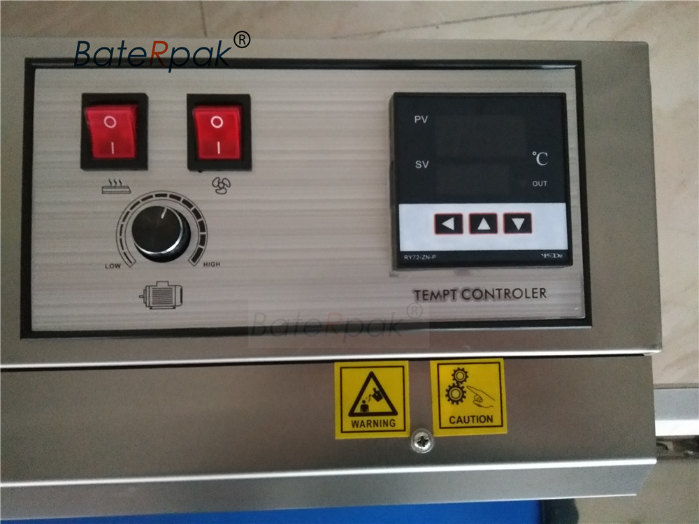SF-150 BateRpak vízszintes folyamatos film-tömítő gép, - Hegesztő felszerelések - Fénykép 5