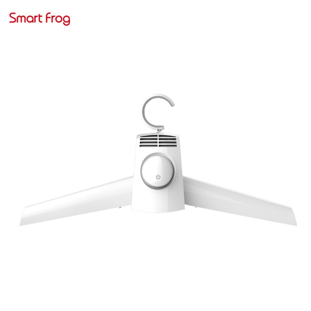 Smart Frog Portable Clothes Dryer Electric Shoes Clothes Drying Rack Hangers Foldable heater hanger 1
