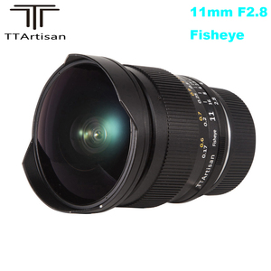 Image 1 - TTArtisan 11mm F2.8 Full Fame Ultra Wide Fisheye Manual Lens for Sony E mount A7II A7RII A7SII A6300 A6500 for Nikon Z Mount