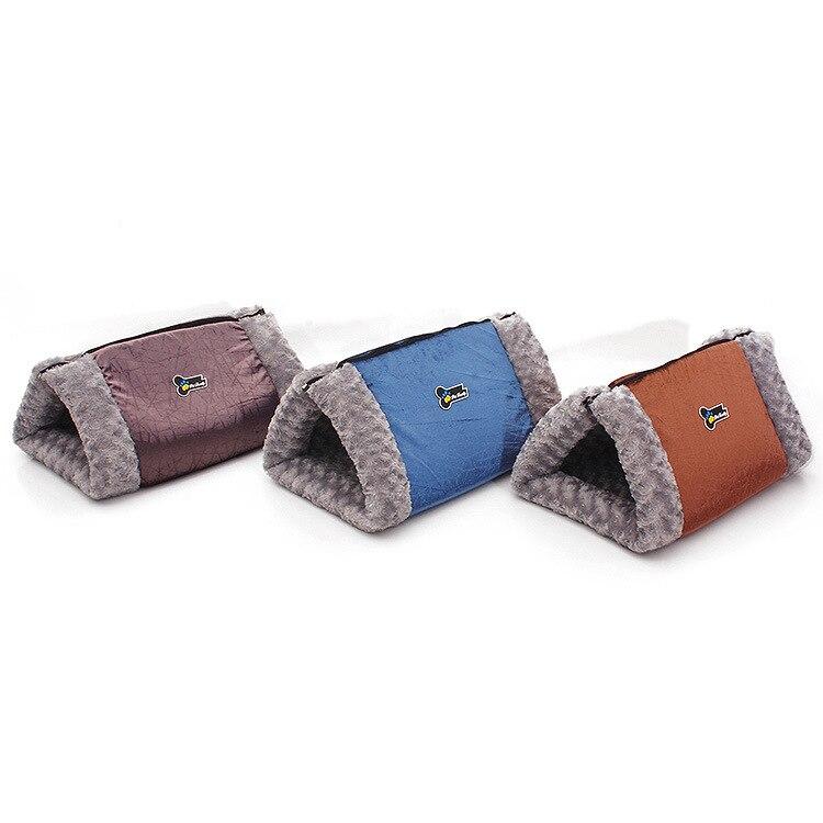 Triangular Foldable Cat Crossing Cat Nest A Litter Dual Purpose Blanket Nest Kitty Shack Cat Nest