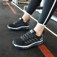 Golden Sapling Air Cushioning Women's Running Shoes Fitness GYM Breathable Mesh