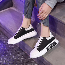 Official Men Casual Shoes Sport GG platform Sneakers Trainers Off Color White Shoes Shoes(China)