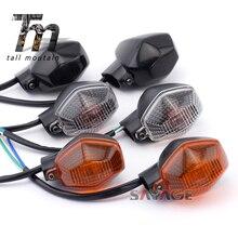 Front Turn Signal Indicator Light For SUZUKI DL 650 V-strom 04-11, DL 1000 V-strom 06-12 Motorcycle Accessories Blinker Lamp стоимость