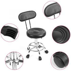 Image 3 - Adjustable Salon Hairdressing Styling Chair Barber Massage Studio Tools Adjustable Barber Chairs Massage Salon Furniture