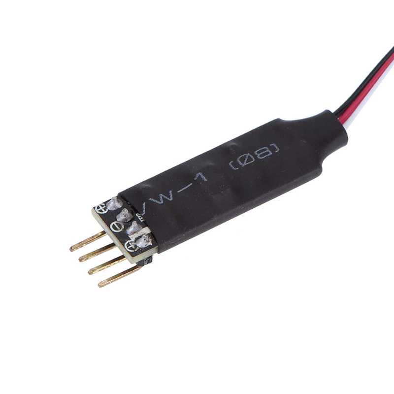 LED مصباح مفتاح تحكم في الضوء نظام لوحات تشغيل/إيقاف 3CH ل RC سيارة نموذج جزء الوصول ل 1/10 1/8 RC HSP Traxxas تامي