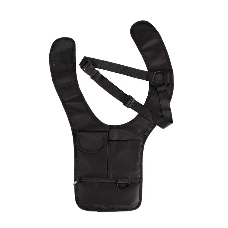 Anti-Theft Hidden Underarm Shoulder Armpit Bag Backpack Phone Bag Wallet Travel Pocket Rfid Hidden Shoulder Wallet Pouch For Men