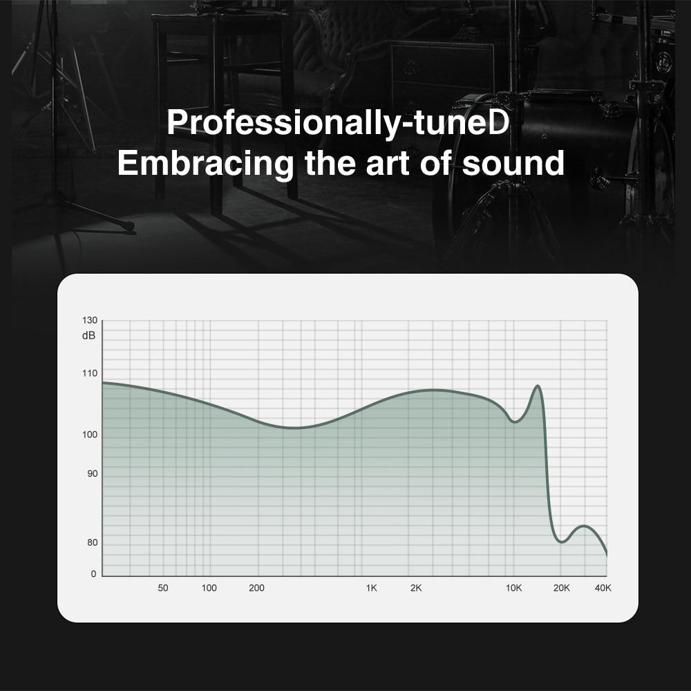 Top SaleTRN In-Ear Earphone Headset IEM Dj Monitor 6BA Metal Running-Sport Hybrid HIFI 1DD New
