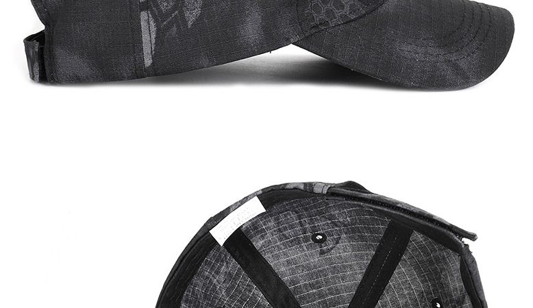17 Colors Camo Men's gorras Baseball Cap Male Bone Masculino Dad Hat Trucker New Tactical Men's Cap Camouflage Snapback Hat 2020 14