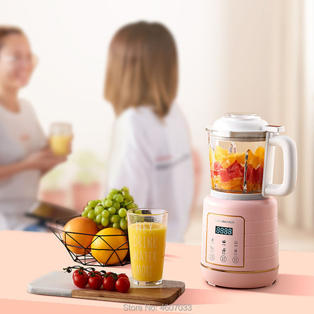 Household blender automatic multifunctional soy milk baby food supplement ice smoothies food mixer juicer food fruit processor 3