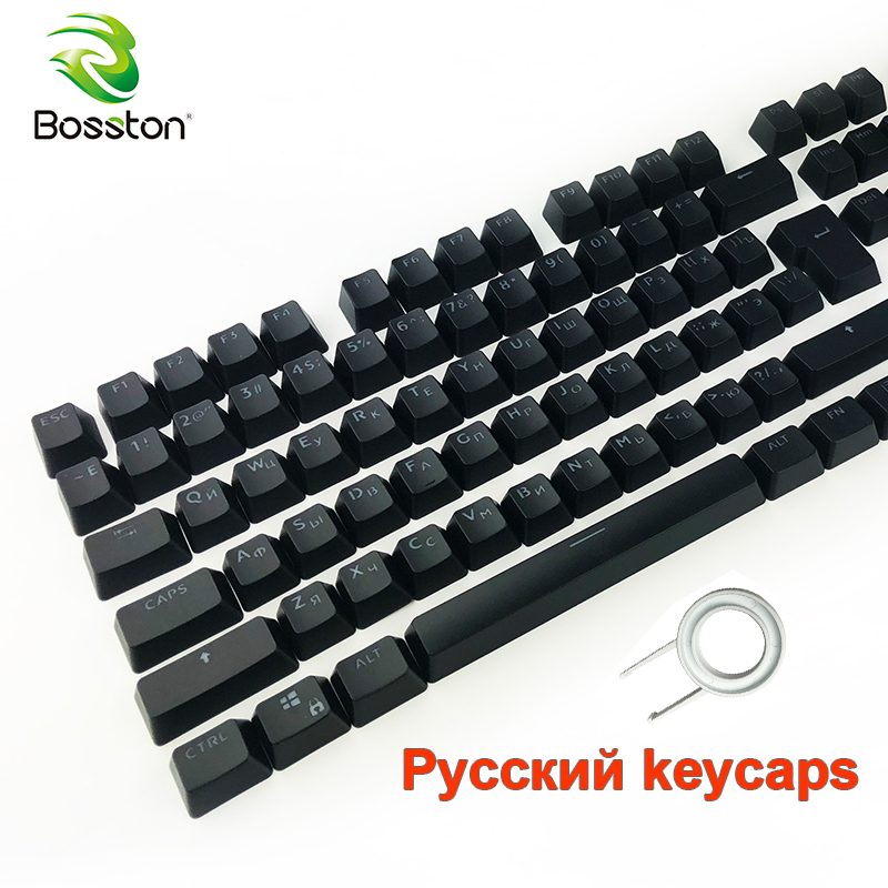 Replacement Mechanical-Keyboard Led-Lighting Support Keycaps Mx-Switches Transparent title=