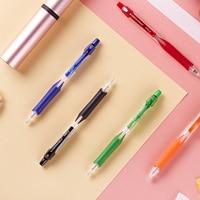 12 pcs PILOT H 125C PROGREX Mechanical Pencils Colour Pen Rod 0.5mm Writing Width Retractable Nib for Office School Supplies