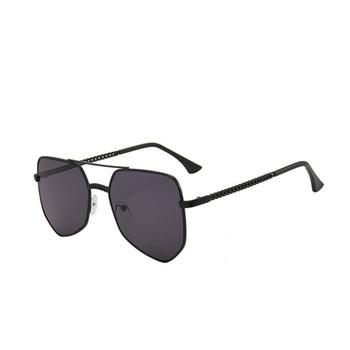 Brand Design damskie okulary przeciwsłoneczne Hollow rzeźbione ponadgabarytowe męskie wszystkie mecze Trend Ocean Film gogle cieniowanie soczewki okulary w stylu Retro tanie i dobre opinie Anti-glare Polaryzacja Anti-Fog Anty-uv Pyłoszczelna Ochrona przed promieniowaniem Women Oval Adult UV400