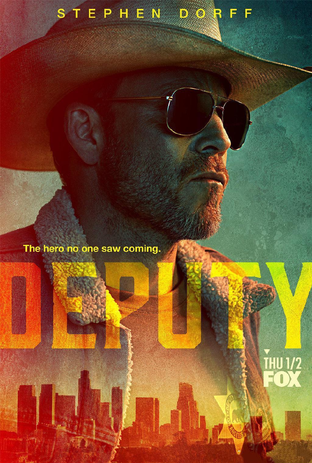 副警长 Deputy