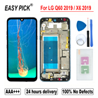 For LG Q60 2019 X525...