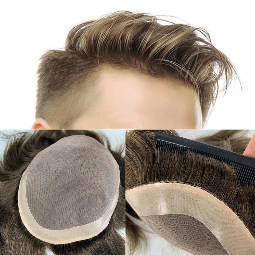 de cabelo humano peruca de peruca de
