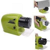 Apontador de faca elétrico profissional motorizado apontador de faca motorizado de alta velocidade afiação rotativo ferramenta do agregado familiar