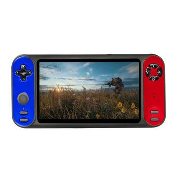 Retro Handheld Game Console 7 Inch 8G Game Player MP4 Video Player With HDMI Output Support For FC GBA PSP3000
