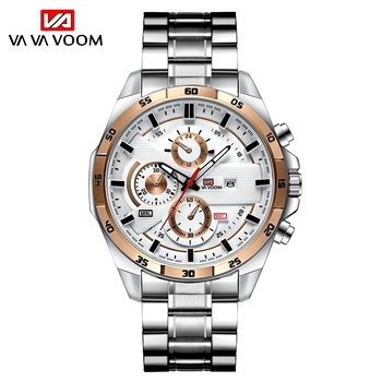2021 New Arrival Moderno Watches Mens Sport Reloj Hombre Casual Relogio Masculino Para Military Army Leather Wrist Watch For Men - 216G-FB